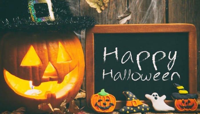 Halloween Festividades En Inglés