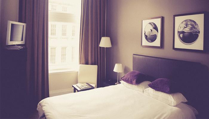Habitaciones De Hotel Y De Casa En Inglés.
