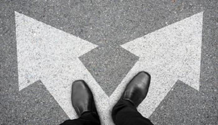 Cambiar de decisión en inglés
